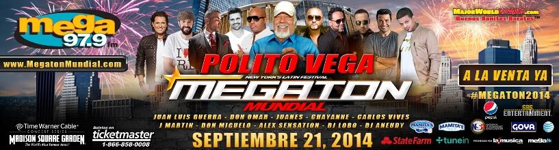 Megaton 2014