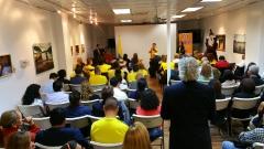 06-19-2019 Encuentro de la Comunidad Colombiana con el Embajador Francisco Santos