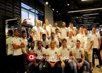 08-16-2016 New York City FC Hosts Full Team Autograph Session in Brooklyn