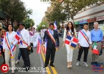 10-7-2018 Desfile Dominicano de Queens