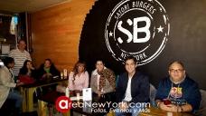 11-15-2017 Rueda de Prensa de Alejandro Palacio en Satori Burgers