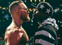 13-07-2017 Floyd Mayweather vs. Conor McGregor NYC World Tour