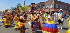 7-28-2019 Celebración del Gran Desfile Colombiano de New York 2019