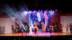 10-11-2019 Delirio Salsa + Circo + Orquesta en New York