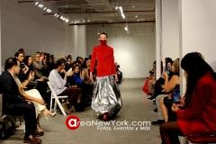 02-12-2019 - Agatha RUIZ de la PRADA, FDLA New York Fashion Week 2019