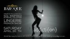 04-28-2016 Fashion Show de Addiction Lingerie