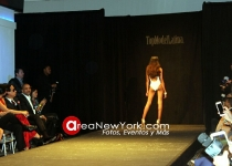 10-12-2016 Top Model Latina desfile vestido de baño