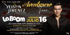 07-16-2021   Yeison Jiménez se presentó con éxito en Queens, New York