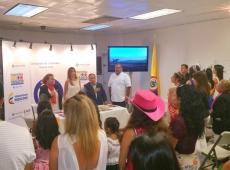 Paulina Vega, Miss Universo, preside el Desfile Colombiano de Queens este domingo 26 de Julio