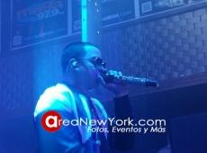 J Álvarez y su gran concierto en Stage 48, NewYork