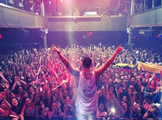 Maluma concierto New York X96.3 @Stage 48