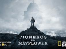 Pioneros del Mayflower por Nat Geo Mundo.