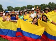 ASI FINALIZA NUESTRO IV FESTIVAL INDEPENDENCIA ORGULLO COLOMBIANO 2015