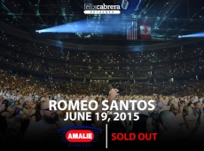 "Romeo: De ""Sold Outs"" en FLORIDA al Barclays Center de Brooklyn, NY"