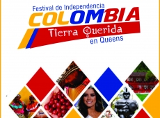 FESTIVAL DE INDEPENDENCIA COLOMBIA TIERRA QUERIDA EN QUEENS