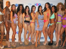 Manuela del Mar Boutique High Summer Fashion Show en Penthouse 808